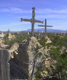 Terlingua, TX made Travel+Leisure's list of America's Coolest Desert Towns! Quirky Terlingua started life in the 1890s as a mercury-mining town, before becoming a classic post-boom ghost town. Today, hippies and thrill-seekers come for whitewater rafting and two major festivals in November: Dia de los Muertos and an international chili cook-off.