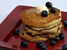 Quinoa Pancakes? by pearl