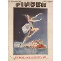 Pinder: Ice Skating