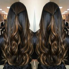 Details about Ombre Brown Human Hair Wigs European Human Hairs Lace Front Full Lace Wigs Cabelo Ombre Hair, Balayage Hair, Bayalage, Fall Balayage, Brown Ombre Hair, Brown Hair Colors, Black Brown Hair, Blonde Ombre, Brunette Hair
