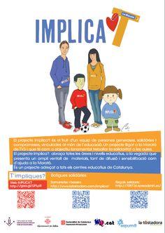 Ja us podeu descarregar el poster del Projecte Implicat