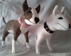 Bullterrierek 30 cm magas Dogs, Animals, Animales, Animaux, Pet Dogs, Doggies, Animal, Animais