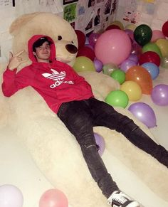 Can I have him and the bear?
