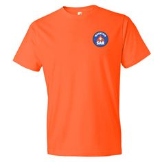 Mountain SAR Badge Tee – SAR Tees