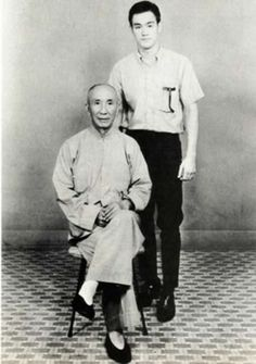 IP Man & Bruce Lee