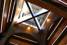 Louis Kahn's Exeter Academy Library