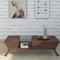 Found it at AllModern - Coffee Table, but in white