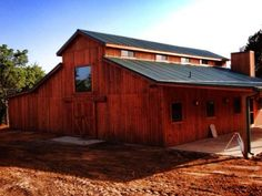 Barns And Buildings   Quality Barns And Buildings   Horse Barns   All Wood  Quality Custom. Wood HomesCabin HomesRustic ...