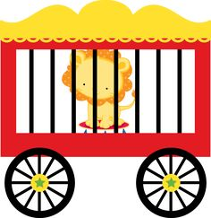 Minus - Say Hello! Train Theme Classroom, Classroom Themes, Circus Train, Circus Circus, Train Clipart, Circus 1st Birthdays, Vintage Circus Party, Library Themes, Circo Vintage