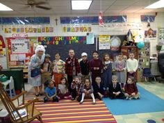 100 Days of Kindergarten - dress like you're 100 years old @Lonni Dollarhide @Kayla Poole