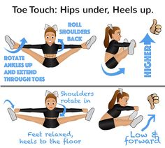 Cheer Fitness & Conditioning Workouts | Single Post
