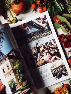 Italian Food Magazine Rome #thegourmetmag #magazines Food And Travel Magazine, Italian Art, Italian Recipes, Rome, Magazines, Projects, Blog, Orange, Gourmet