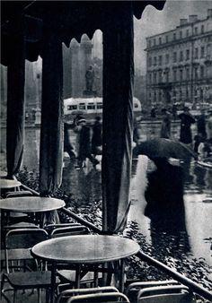 Leningrad, July 1960 (unknown amateur photographer)