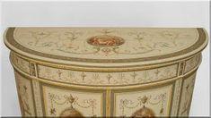 klasszicista angol bútor