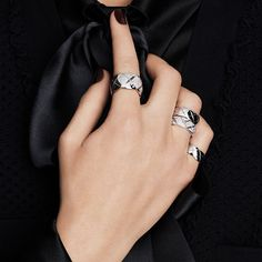 CHANEL - Jewelry - COCO CRUSH Diamonds - CHANEL