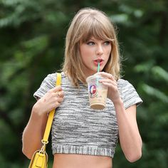 I Tried Taylor Swift's Diet and It Was a Joy @bradercn31 My first chapter. Rebecca Harrington is my, er, pseudonym.