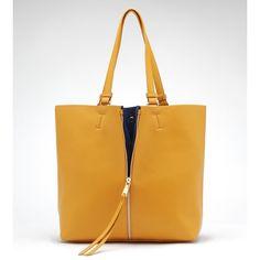 Una Bolsa en Color Mostaza te Ayudara a Realzar tu Vestuario de Otoño
