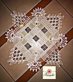 Display no 2 Colorful Rangoli Designs, Beautiful Rangoli Designs, Kolam Designs, Ganapati Decoration, Padi Kolam, Floor Art, Simple Rangoli, Collections, Display