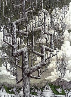 tree ladders