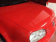 Este #coche ha vuelto a brillar. Pulido, sellado y encerado completo...