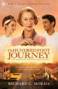 "THE HUNDRED-FOOT JOURNEY is Richard C. Morais culinary fairy tale, described by the New York TImes Book Review as ""Slumdog Millionaire"" meets ""Ratatouille."""