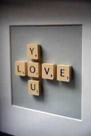 Image result for scrabble love