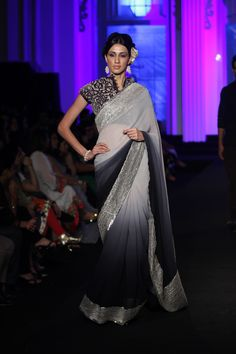 Meera Muzaffar Ali Couture Collection at India Bridal Fashion Week 2012