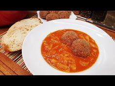 Paradicsomos káposzta / Szoky konyhája / - YouTube Thai Red Curry, Cooking, Ethnic Recipes, Food, Youtube, Kochen, Meal, Essen, Hoods