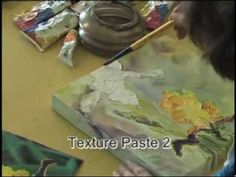 DVD4: Acrylic paste - how to create exciting effects with this amazing m...