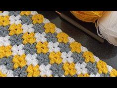 MODELİN GÜZELLİĞİNE HAYRAN KALACAKSINIZ GERÇEKTEN MUHTEŞEM BİR MODEL - YouTube Crochet Stitches Patterns, Baby Knitting Patterns, Knitting Stitches, Stitch Patterns, Crochet Carpet, Crochet Coat, Manta Crochet, Paper Flowers Diy, Crochet Videos