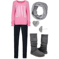 """My ideal """"lazy day"""" outfit. shoot! this is my everyday outfit! hah"""