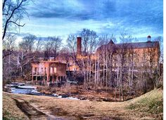Savage Mill