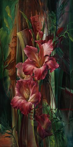 Wonderful art   Vie Dunn-Harr - painter / contemporary realist