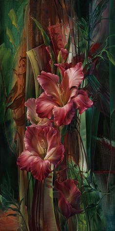 Wonderful art   Vie Dunn-Harr - painter / contemporary realist