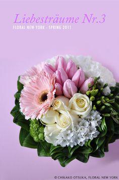 Fresh Flower Arrangement #64 by FLORAL NEW YORK, via Flickr