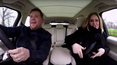 "LONDON -- If you're an Adele fan, you have to spend 14 minutes watching her appearance on ""The Late Late Show with James Corden."" The superstar singer taped Corden's popular segment called ""Carpool..."