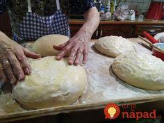 Recept, ktorý v dnešnej dobe vyvážite zlatom: Maďarská ťahaná štrúdľa podľa prababičky! Strudel, Ham, Food And Drink, Ice Cream, Bread, Cheese, Baking, Apollo, Sherbet Ice Cream