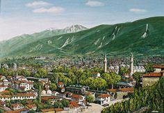 İlk Osmanlı Başkenti Bursa - www.turkosfer.com