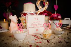 PAW-fect Puppy Love Valentine's Day Party #puppy #love #valentinesday #party #dogs