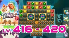 Genies & Gems - Level 416 - 420 (1080p/60fps)