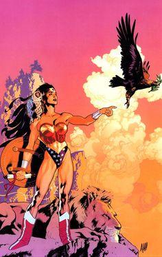 Wonder Woman by Adam Hughes @AH_AdamHughespic.twitter.com/ZmTkboO1NZ