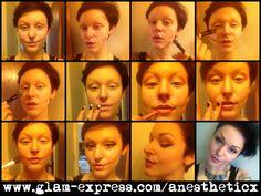 Basic Contour  Highlight Regime *Visit site for full tutorial* #ProMUA #KristaMontgomery #makeup #howto #tutorial #bblogger #makeuptransformation