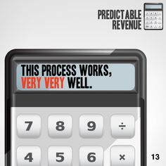 Predictable Revenue in 60 seconds. Want the version? Get a free Readitfor.me account. Very Well, Thing 1 Thing 2, Accounting, It Works, Singing, This Book, Free, Business Accounting, Nailed It