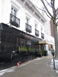 The Gingerman is at the top of Greenwich Avenue, and has the best beer selection in town! A great place to throw back a couple beers before walking home and crashing at the Stanton House Inn!
