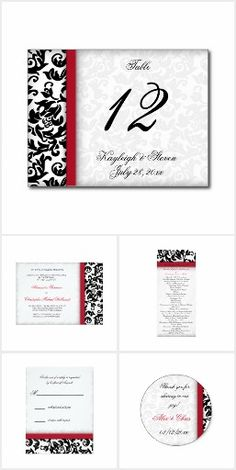 Damask Delight Wedding
