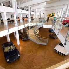 Lamborghini Museum | Men and their cars.