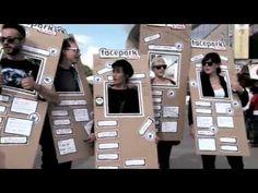 Diesel Campaign: Facepark Germany´s 2011