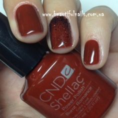 cnd burnt romance | CND Shellac - Burnt Romance (Forbidden Fall Collection) - Salon Supply ...