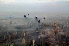 Fotos Aéreas de Shangai | MUNDOFLANEUR.COM | MUNDOFLANEUR.COM