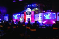 Corporate Events   Awards   Hotelier India   Stage   Set Up   Pegasus Events   Mumbai   India